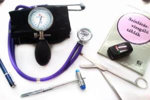 Vérnyomásmérők használata