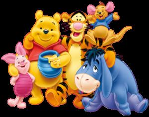Micimackó és barátai