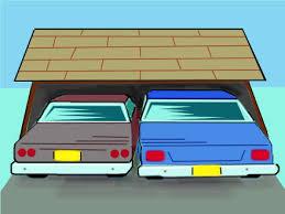 A garázsban nagyobb biztonságban van az autó