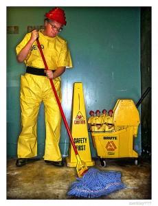 A takarító eszközök kiválóak